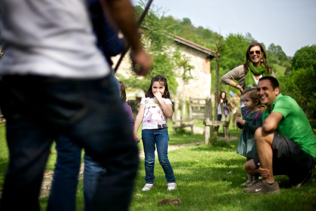 niños en la ruta de pepi